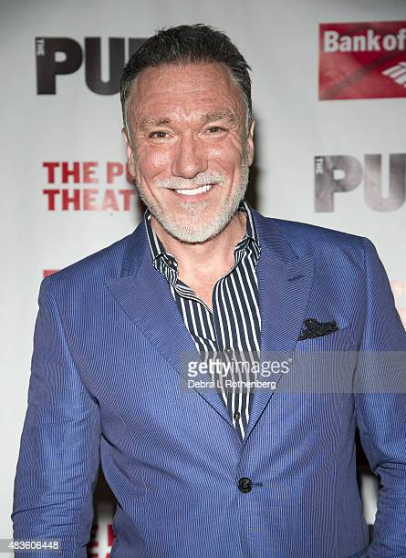 Patrick Page at the opening night of Cymbeline at the Delacorte Theater on August 10 2015 in New York City