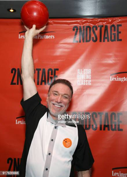 Patrick Page attends the Second Stage Theatre 2018 Bowling Classic at Lucky Strike on February 12 2018 in New York City