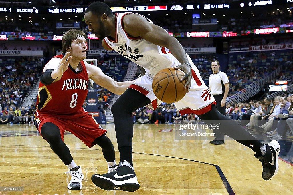 Toronto Raptors v New Orleans Pelicans : News Photo