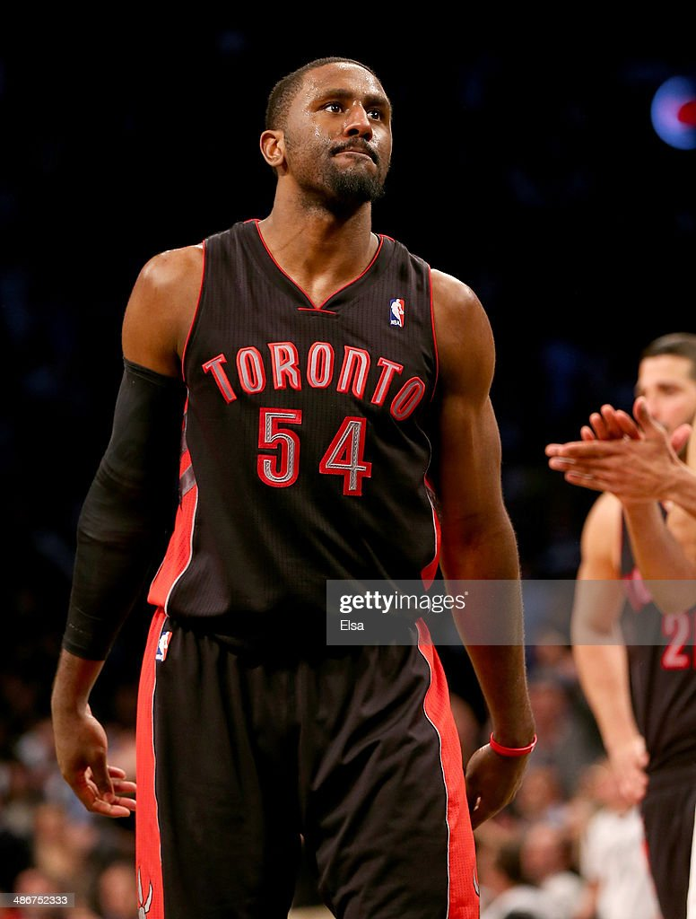 Toronto Raptors v Brooklyn Nets - Game Three