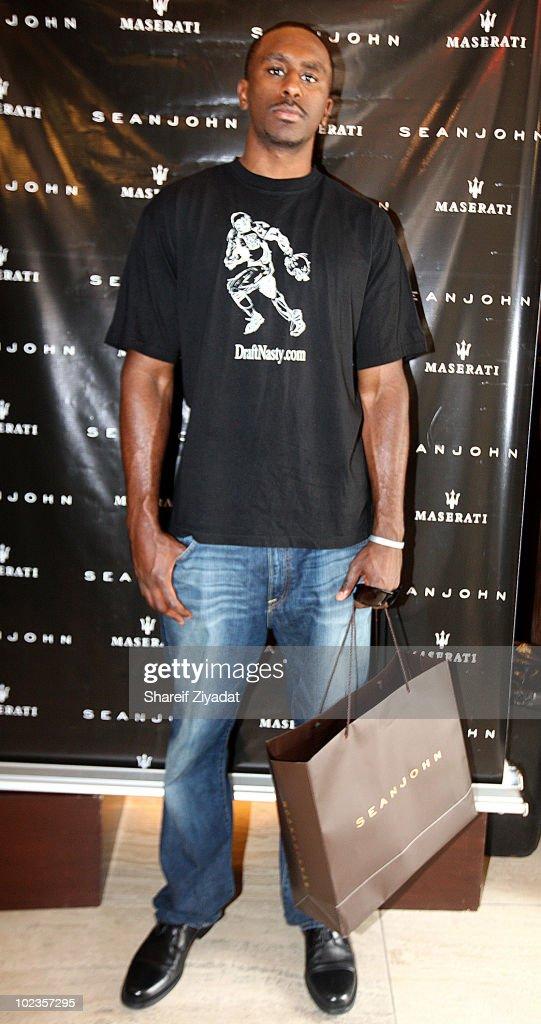 2010 NBA Draft Picks Visit The Sean John Store - June 23, 2010