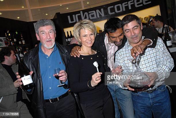 Patrick Prejean Nathalie Rihouet and Satya Oblet and Patrice Drevet