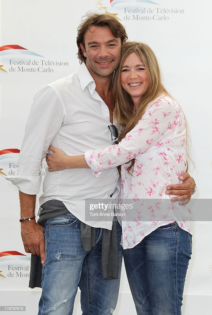 51st Monte Carlo TV Festival -'Les Mysteres de l'Amour' Photocall : News Photo