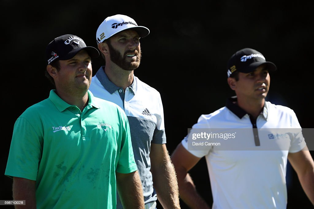 Deutsche Bank Championship - Round One : News Photo