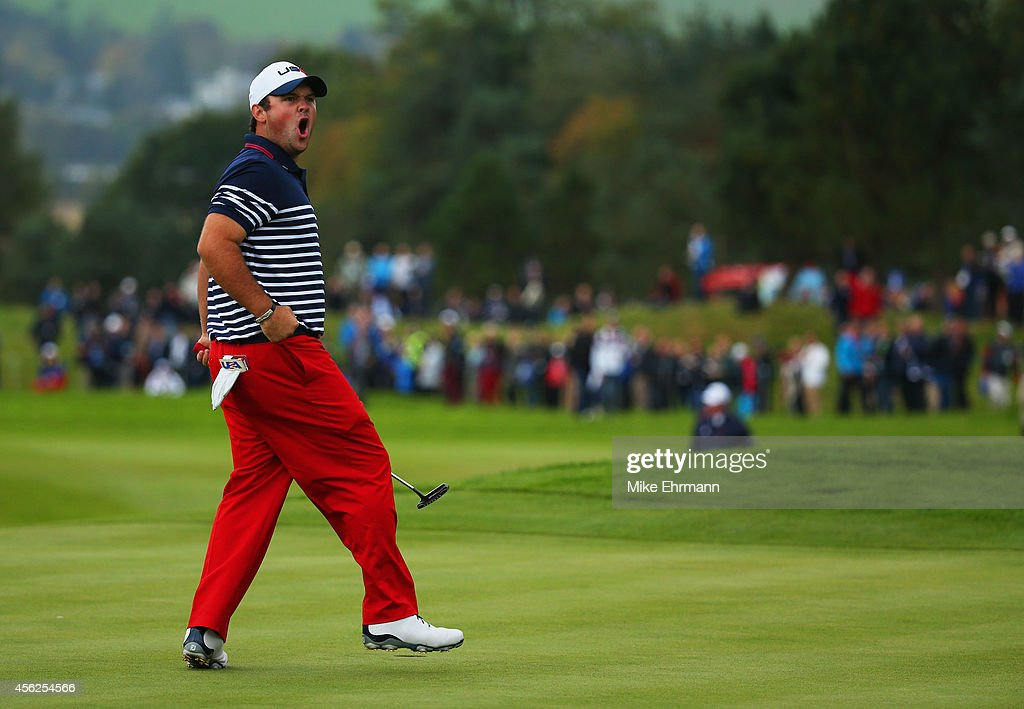 Singles Matches - 2014 Ryder Cup : ニュース写真