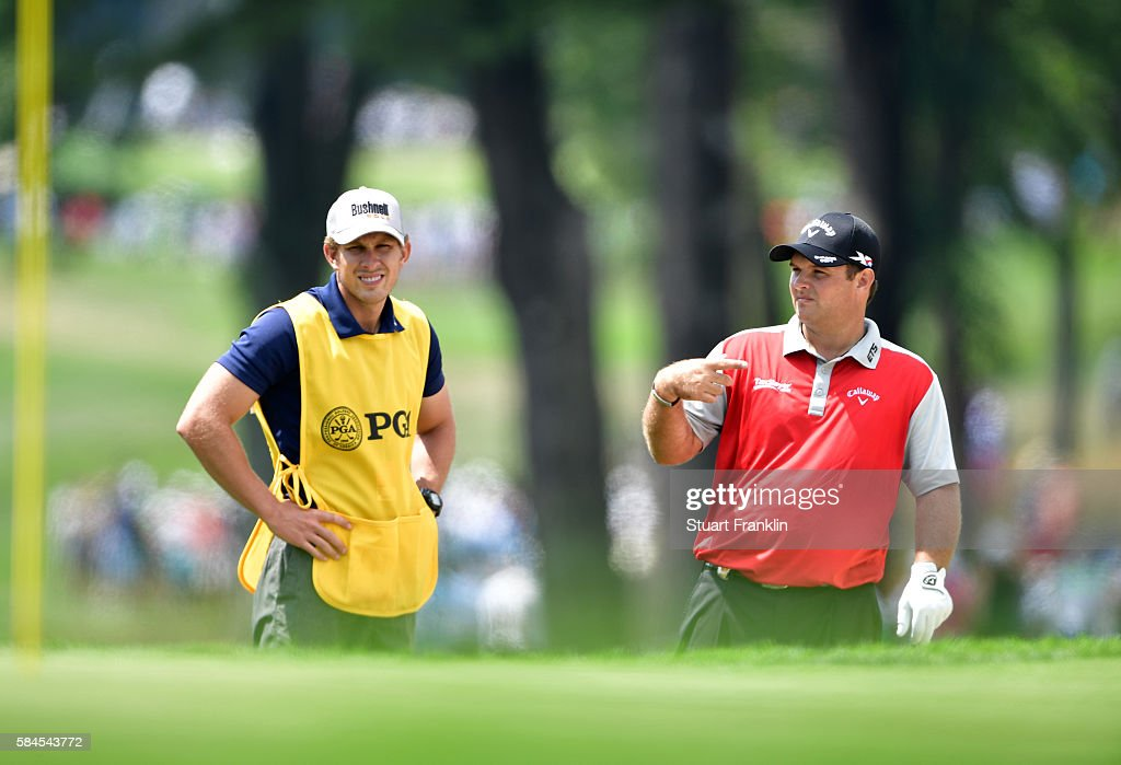 PGA Championship - Round Two : ニュース写真