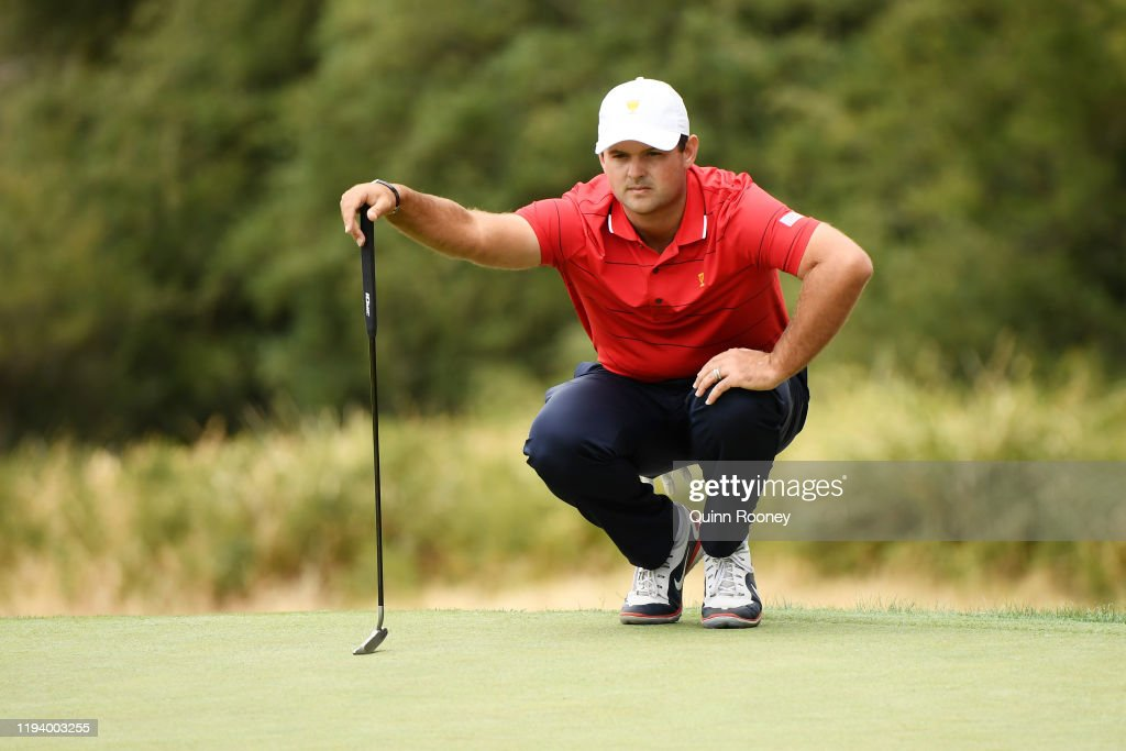 2019 Presidents Cup - Day 4 : News Photo