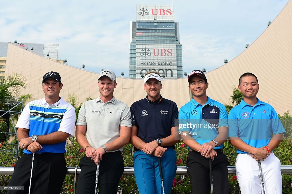 UBS Hong Kong Open - Previews : News Photo