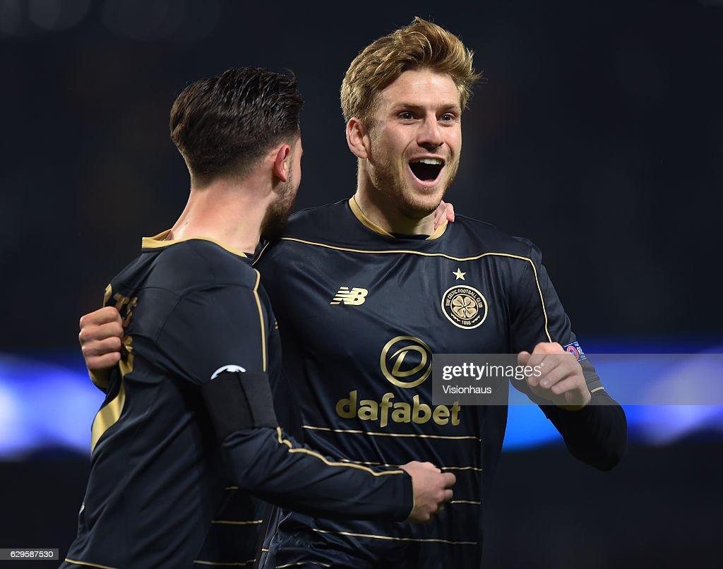 Manchester City FC v Celtic FC - UEFA Champions League : Nachrichtenfoto