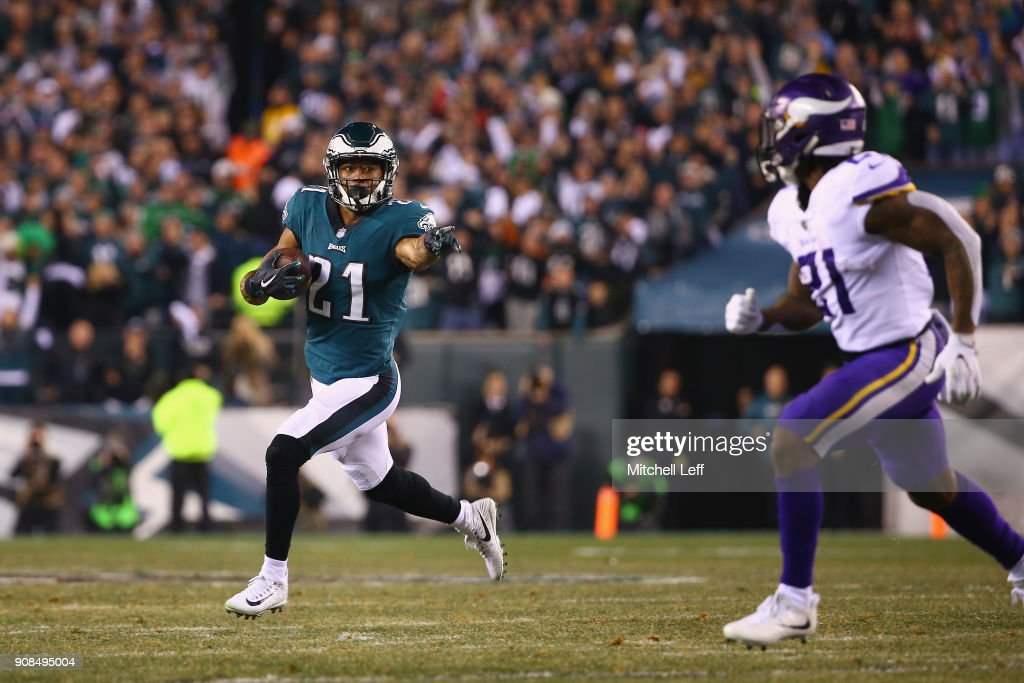 NFC Championship - Minnesota Vikings v Philadelphia Eagles