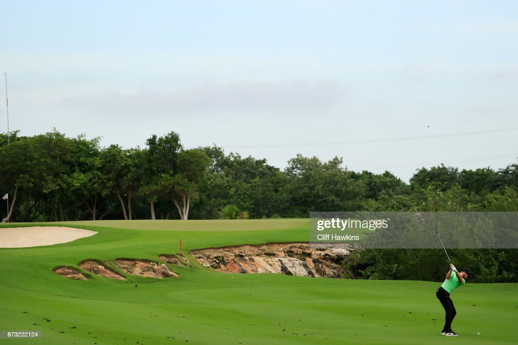 OHL Classic At Mayakoba - Round Three : News Photo