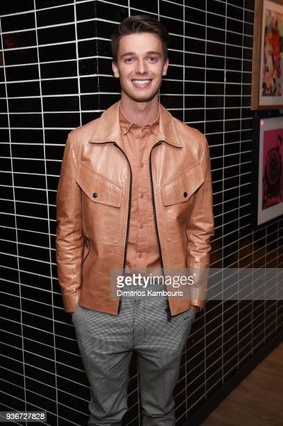 Patrick Schwarzenegger attends the after party for the screening of Midnight Sun at The Skylark on March 22 2018 in New York City