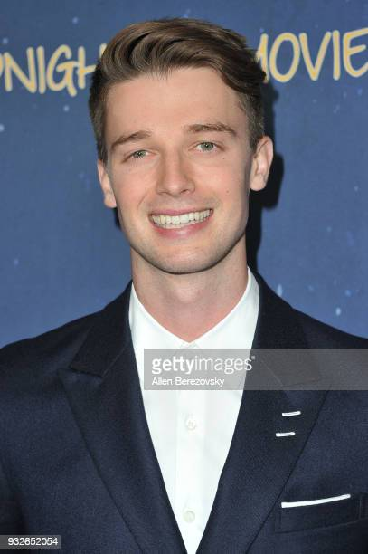 Patrick Schwarzenegger attends the Global Road Entertainment's World Premiere of Midnight Sun at ArcLight Hollywood on March 15 2018 in Hollywood...