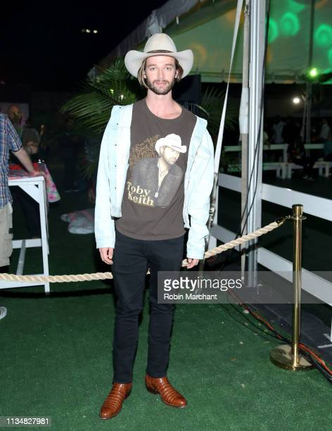 Patrick Schwarzenegger attends Vice Studios And Neon Present The Beach Bum SXSW World Premiere After Party on March 09 2019 in Austin Texas