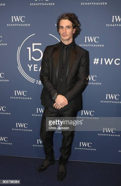 Patrick Seabase attends the IWC Schaffhausen Gala celebrating the Maison's 150th anniversary and the launch of its Jubilee Collection at the Salon...