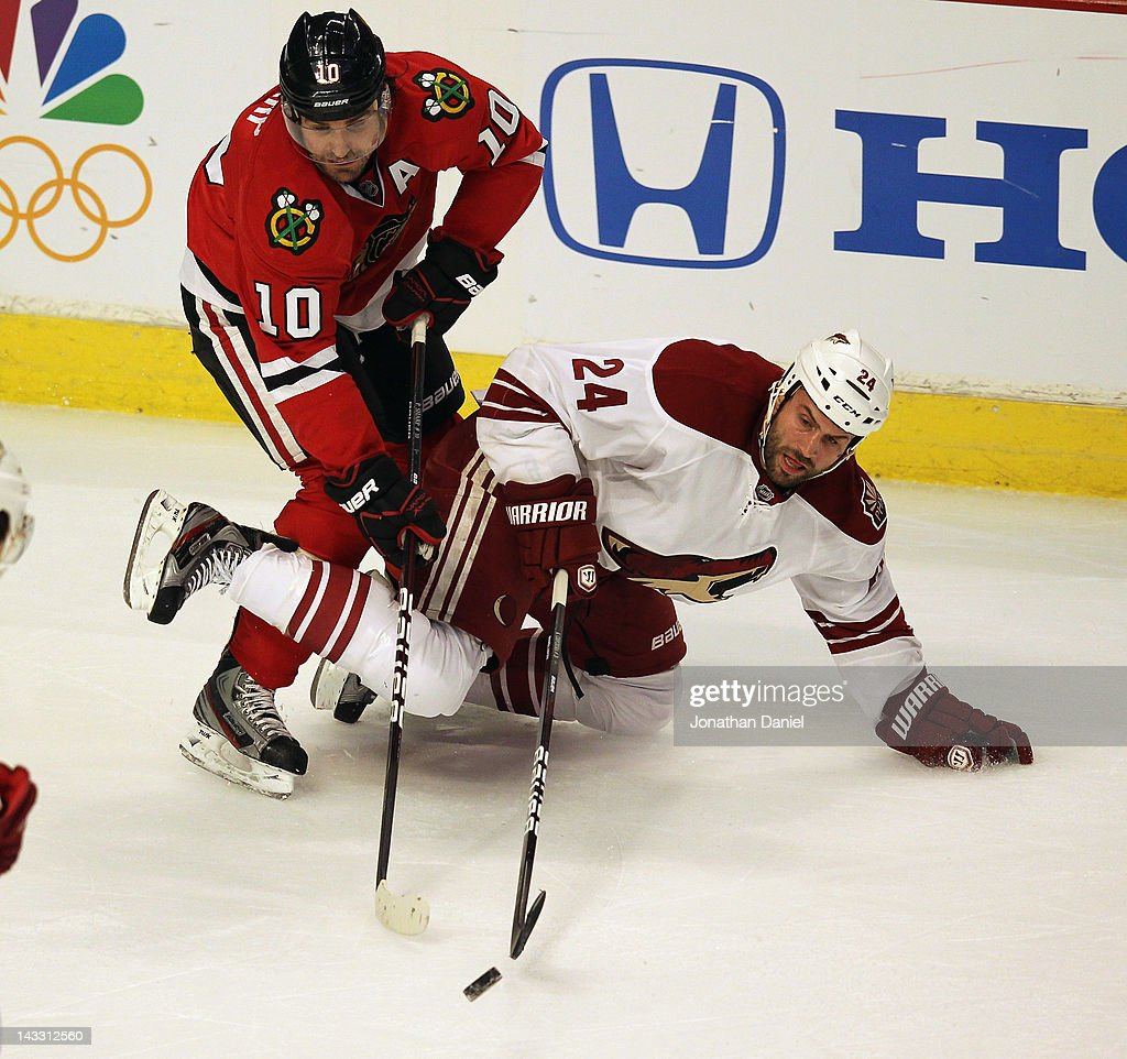 Phoenix Coyotes v Chicago Blackhawks - Game Six