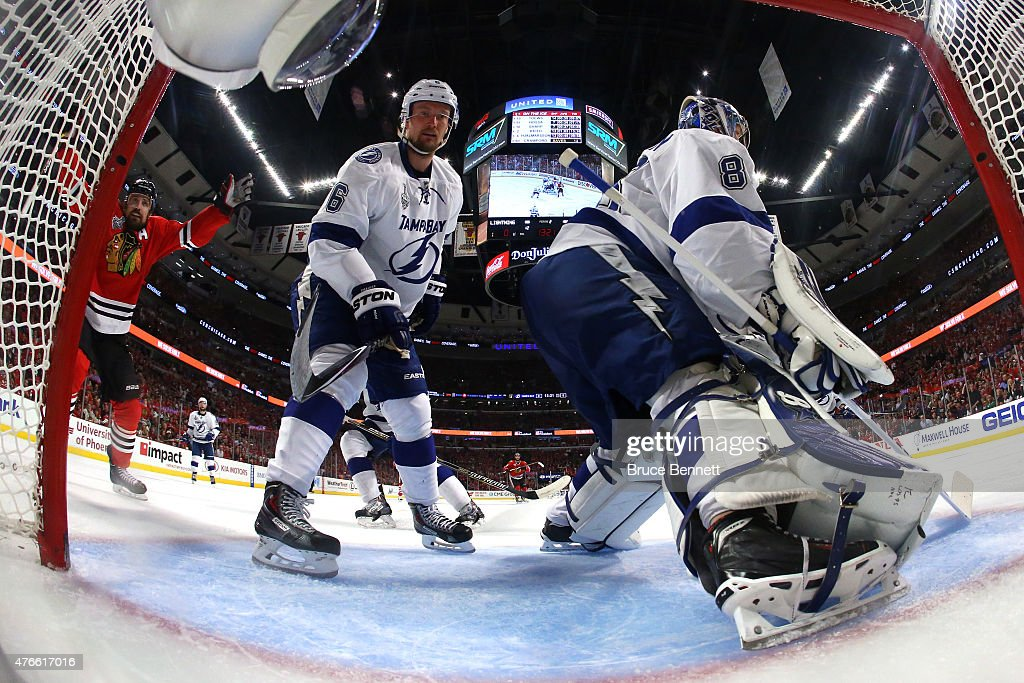 2015 NHL Stanley Cup Final - Game Four
