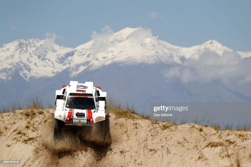 2018 Dakar Rally - Day Ten