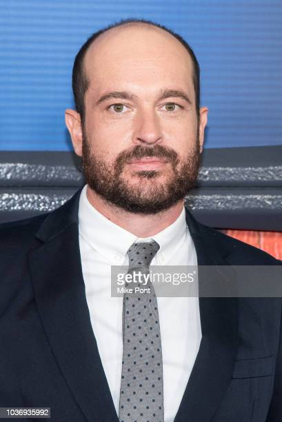 Patrick Somerville attends the 'Maniac' season 1 New York premiere at Center 415 on September 20 2018 in New York City