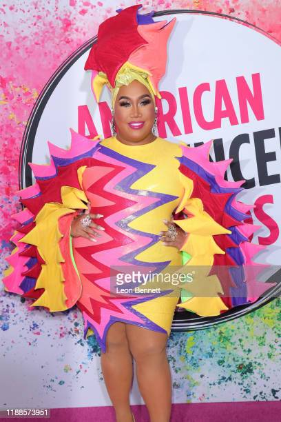 Patrick Starrr attends 2019 American Influencer Awards at Dolby Theatre on November 18 2019 in Hollywood California