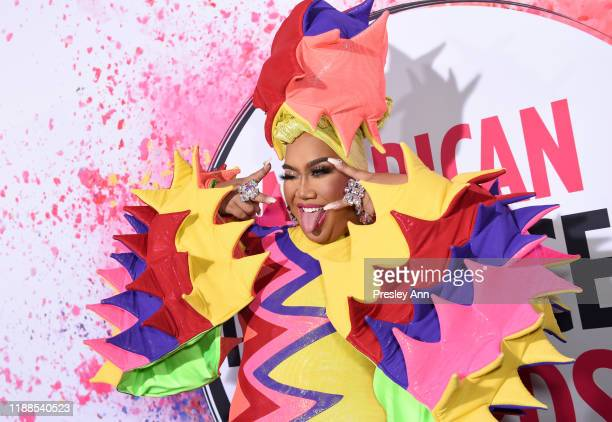 Patrick Starrr attends the 2nd Annual American Influencer Awards at Dolby Theatre on November 18 2019 in Hollywood California