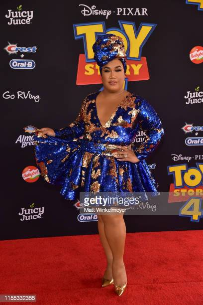 Patrick Starrr attends the premiere of Disney and Pixar's Toy Story 4 on June 11 2019 in Los Angeles California