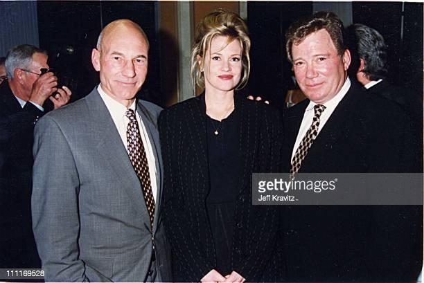 Patrick Stewart Melanie Griffith William Shatner
