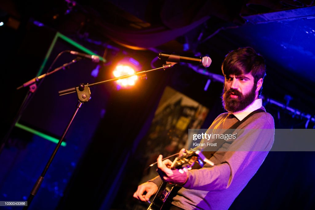 Titus Andronicus perform at Whelan's : News Photo