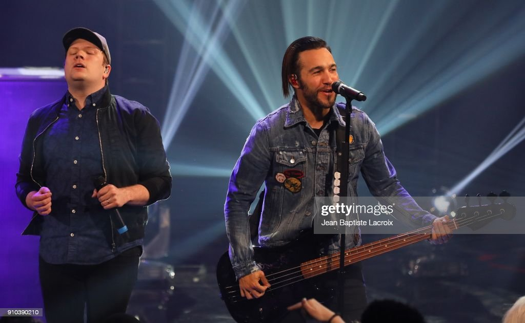 iHeartRadio Album Release Party With Fall Out Boy