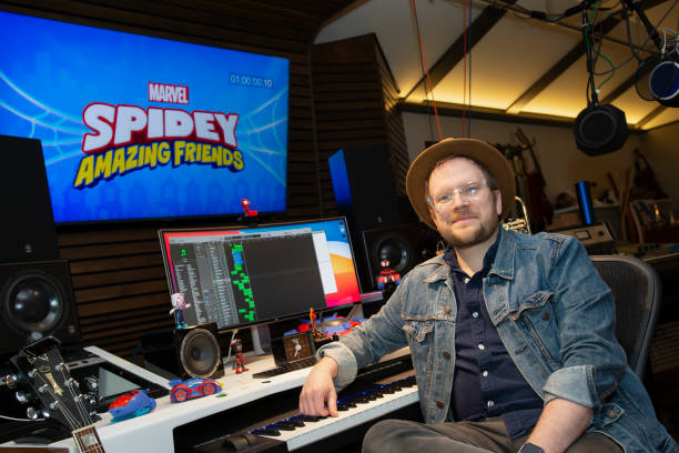 """CA: Disney Jr.'s """"Marvel's Spidey and His Amazing Friends"""""""