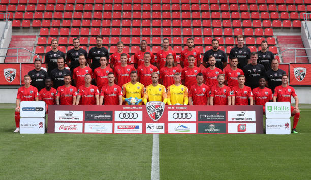DEU: FC Ingolstadt 04 - Team Presentation