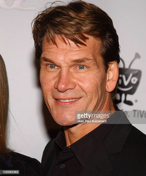 Patrick Swayze during Oceana's 2004 Partners Awards Gala Arrivals at Esquire House in Beverly Hills California United States