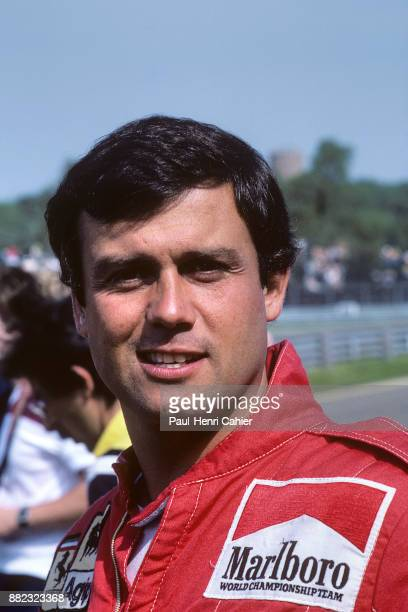 Patrick Tambay, Ferrari 126C2B, Grand Prix of Canada, Circuit Gilles Villeneuve, 12 June 1983.