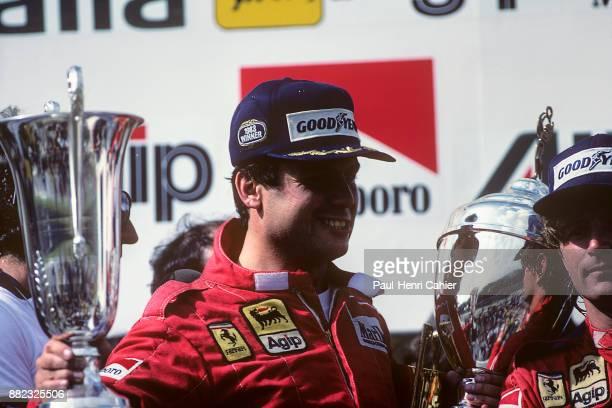Patrick Tambay, Grand Prix of San Marino, Autodromo Dino Ferrari, Imola, 01 May 1983.