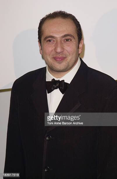 Patrick Timsit during Cesar Awards Ceremony 2002 Press Room at Chatelet Theater in Paris France