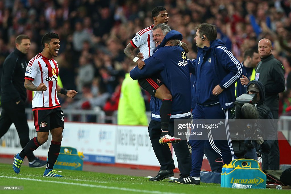 Sunderland v Everton - Premier League