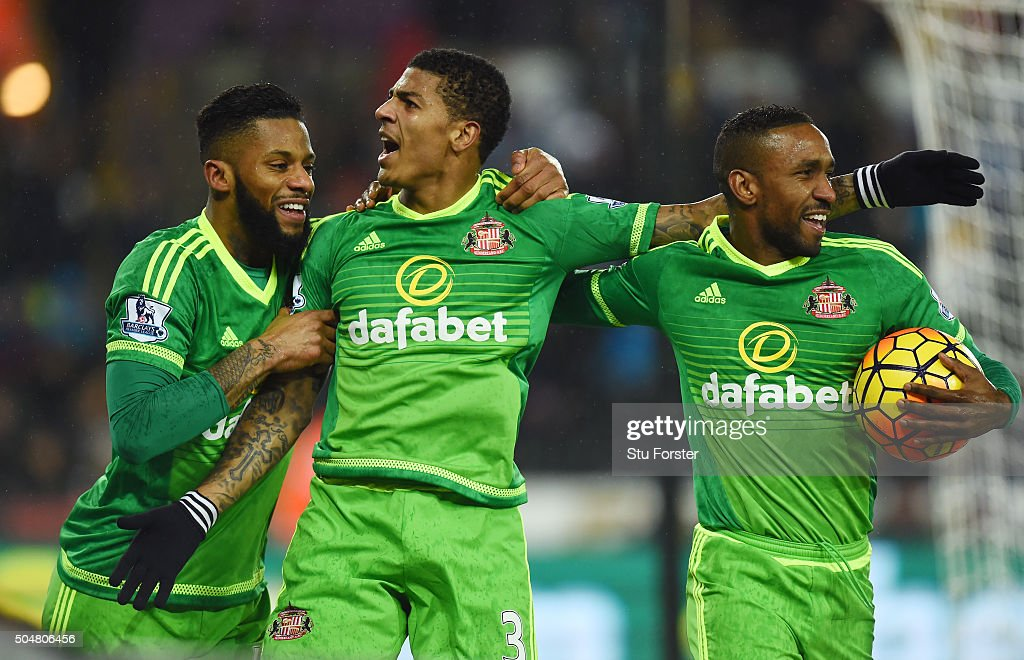 Swansea City v Sunderland - Premier League