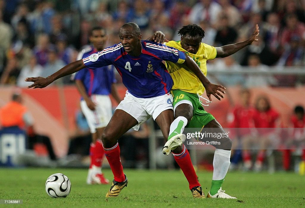 Group G Togo v France - World Cup 2006 : Photo d'actualité