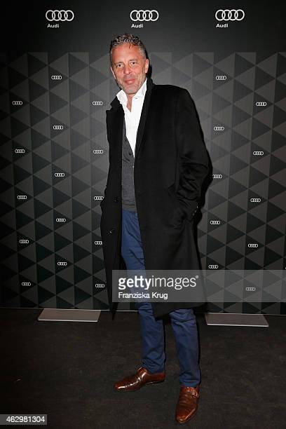 Patrick von FaberCastell attends the AUDI Berlinale Brunch during the 65th Berlinale International Film Festival at AUDI Lounge on February 8 2015 in...