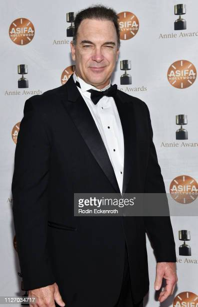 Patrick Warburton attends the 46th Annual Annie Awards at Royce Hall UCLA on February 02 2019 in Westwood California