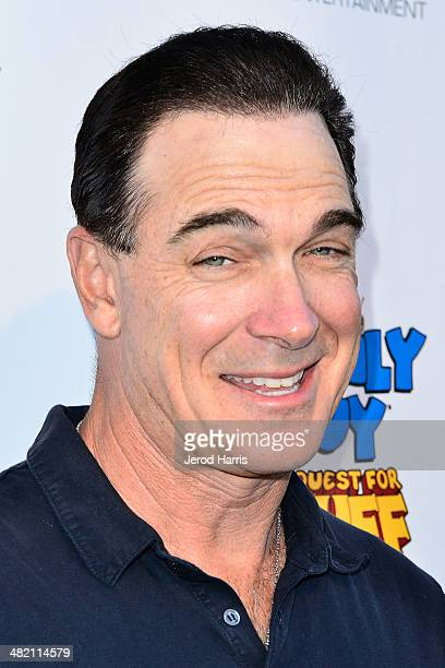 Patrick Warburton attends the Launch Party for the 'Family Guy' Game at the Happy Ending Bar Restaurant on April 2 2014 in Hollywood California