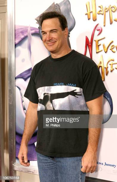 Patrick Warburton during 'Happily N'Ever After' Los Angeles Premiere at The Mann Festival Theater in Westwood California United States
