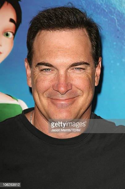 Patrick Warburton during LionsGate's 'Happily N'Ever After' Los Angeles Premiere at The Mann Festival Theater in Westwood California United States
