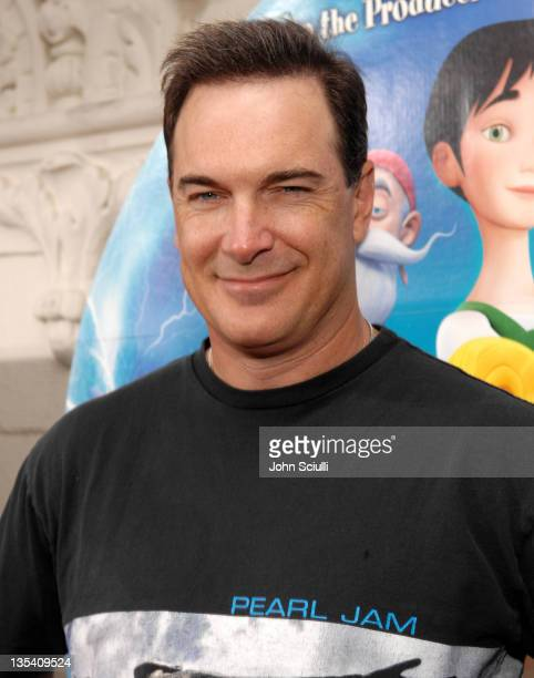 Patrick Warburton during Los Angeles Premiere of LionsGate's 'Happily N'Ever After' Hosted by the Hot Moms Club at The Mann Festival Theater in...