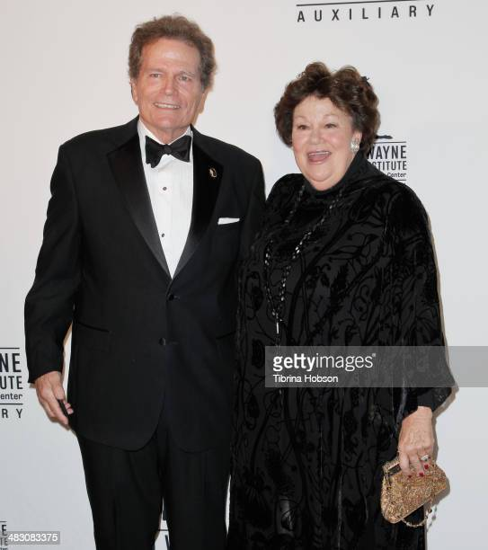 Patrick Wayne and Melinda Wayne Munoz attend the John Wayne Cancer Institute Auxiliary 29th annual Odyssey Ball at Regent Beverly Wilshire Hotel on...