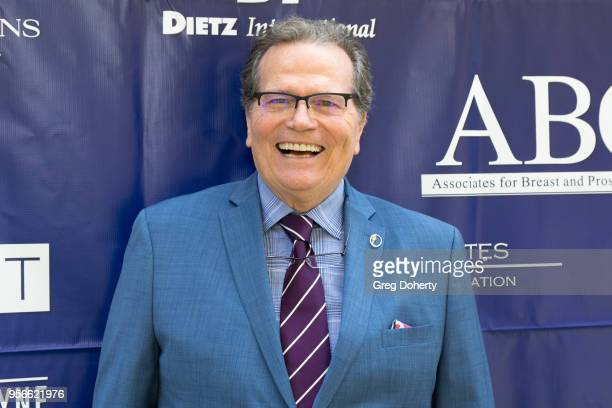 Patrick Wayne attends the ABCs Annual Mother's Day Luncheon at the Beverly Wilshire Four Seasons Hotel on May 9 2018 in Beverly Hills California