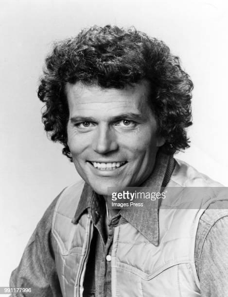 Patrick Wayne circa 1979 in New York City