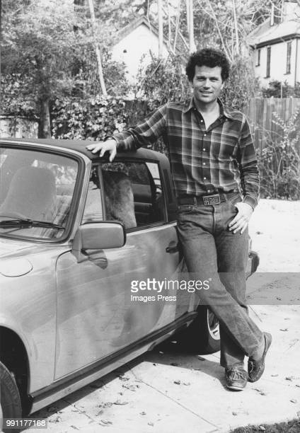 Patrick Wayne circa 1981 in New York City