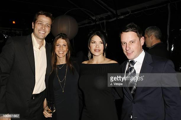 Patrick Whitesell Dawn Saltzman Lauren Sanchez and Chris Donnelly
