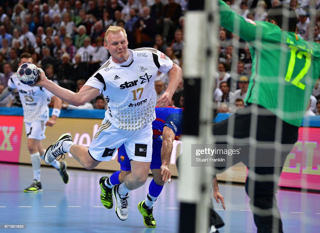 THW Kiel v Barcelona - EHF Champions League Quarter Final